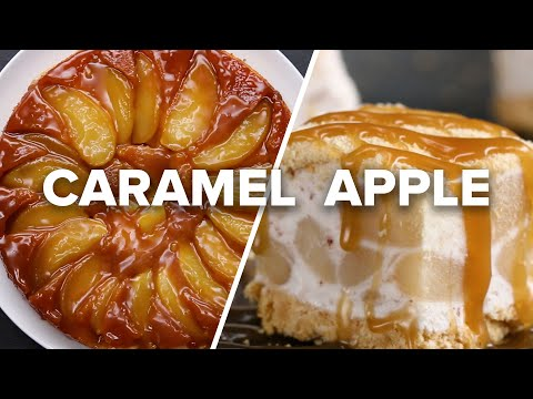 Desserts to make with eating apples