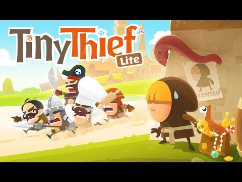 Tiny Thief игра на Андроид и iOS