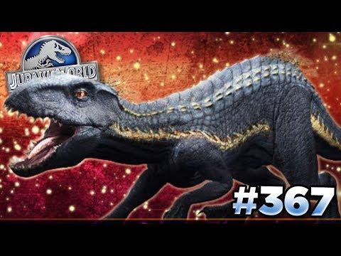 HALFWAY TO INDORAPTOR!!! | Jurassic World - The Game - Ep367 HD