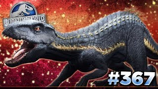 HALFWAY TO INDORAPTOR!!! | Jurassic World - The Game - Ep367 HD