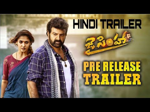 Jai Simha (2018) Hindi Trailer ||...