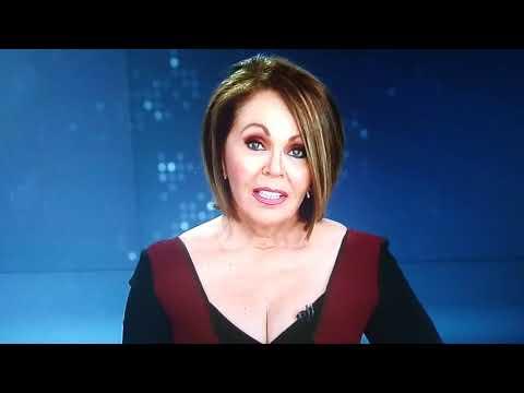 Maria Elena Salinas su despedida final de el noticiero de Univision