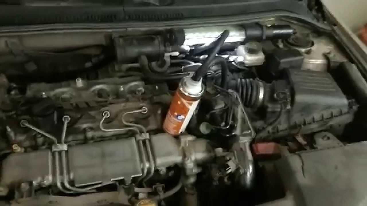 двигатель d4dd схема