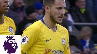 Eden Hazard scores on breakaway for Chelsea against Brighton | Premier League | NBC Sports
