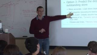Lecture 15. Load/Store Handling and Data Flow - CMU - Computer Architecture 2014 - Onur Mutlu
