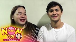 Push Now Na: Gaano kasarap magmahal si Sarah G according to Matteo?