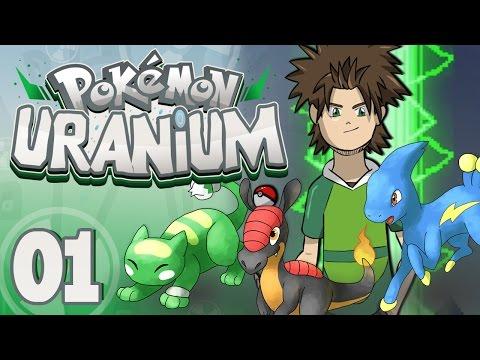 Pokemon Uranium Part 1 LET'S GO!  ( Pokemon Fan Game )Walkthrough Gameplay