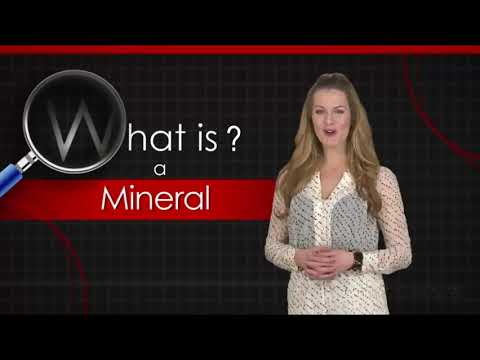 Rock and Mineral Resources Video Tutorial