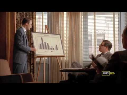 Mad Men Pete Campbell Admiral Ad scene3-The Pitch ...