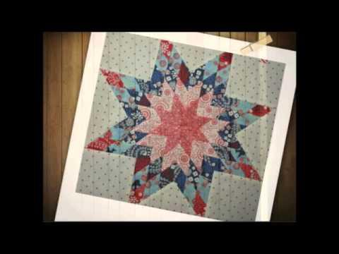 Star of Bethlehem Quilt Pattern