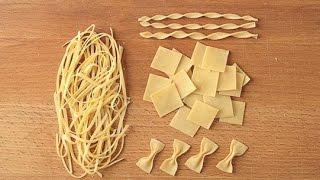Домашние макароны.Супер вкусные макароны!Тесто для макарон.Делаем макароны дома.