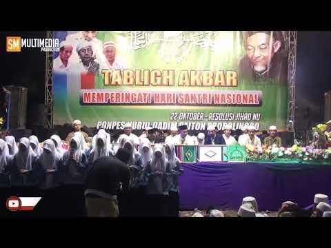 ini video yang membuat santri Nurul qodim menangis... syubbanul muslimin pondok guz azmi