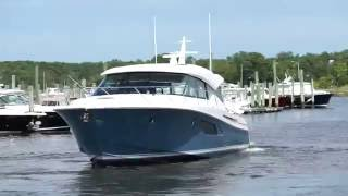 Tiara 50 Coupe Video Tour by Oyster Harbors Marine