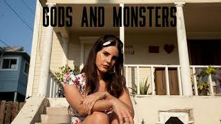 Lana Del Rey - Gods & Monsters (Studio Acapella)