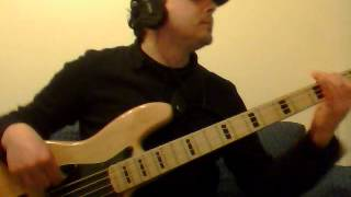 duran duran a matter of feeling bass cover