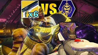 Destiny 2: Sunshot Vs Leviathan Raid!