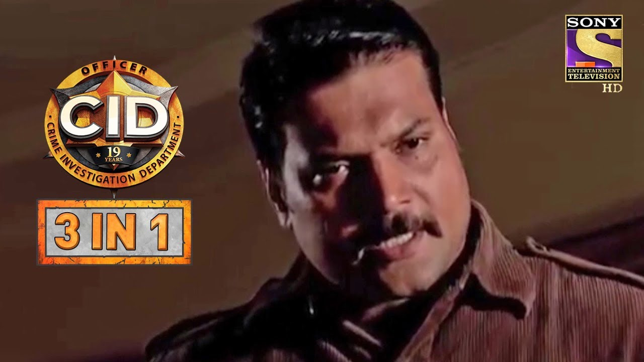CID | Episodes 753 To 755 | 3 In 1 Webisodes