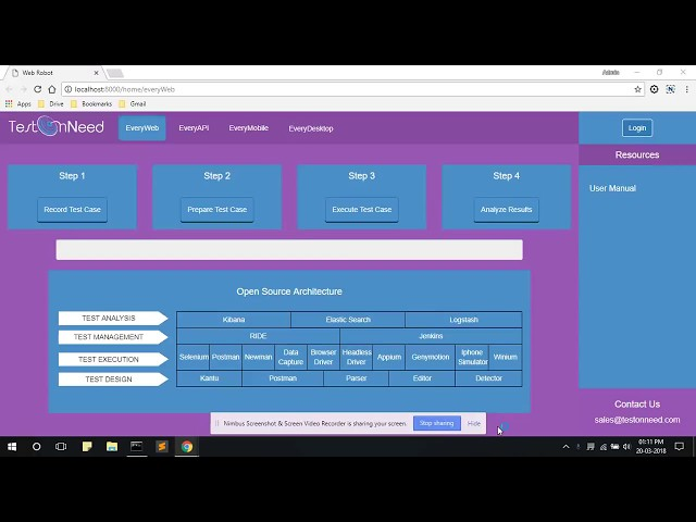 EWA 005 - Web Application Functional Testing Via API - TestOps Part 003