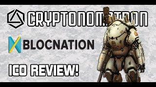 BLOCNATION ICO Review! First dICO on Komodo!