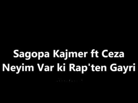 SAGOPA - CEZA Neyim var ki müzik ve sözleri (Karaoke)