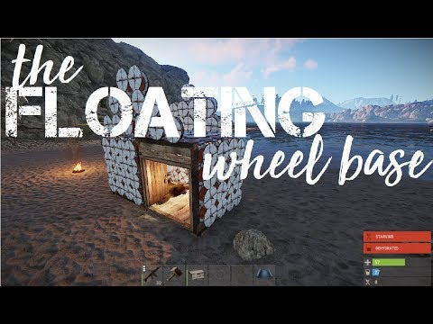 RUST: How to build the Floating Spinner base