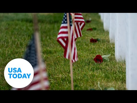 President Biden delivers remarks on Memorial Day  | USA TODAY
