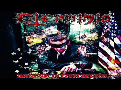 EXTERMINIO (Arg) - Homicide In First Degree [Full-length Album]