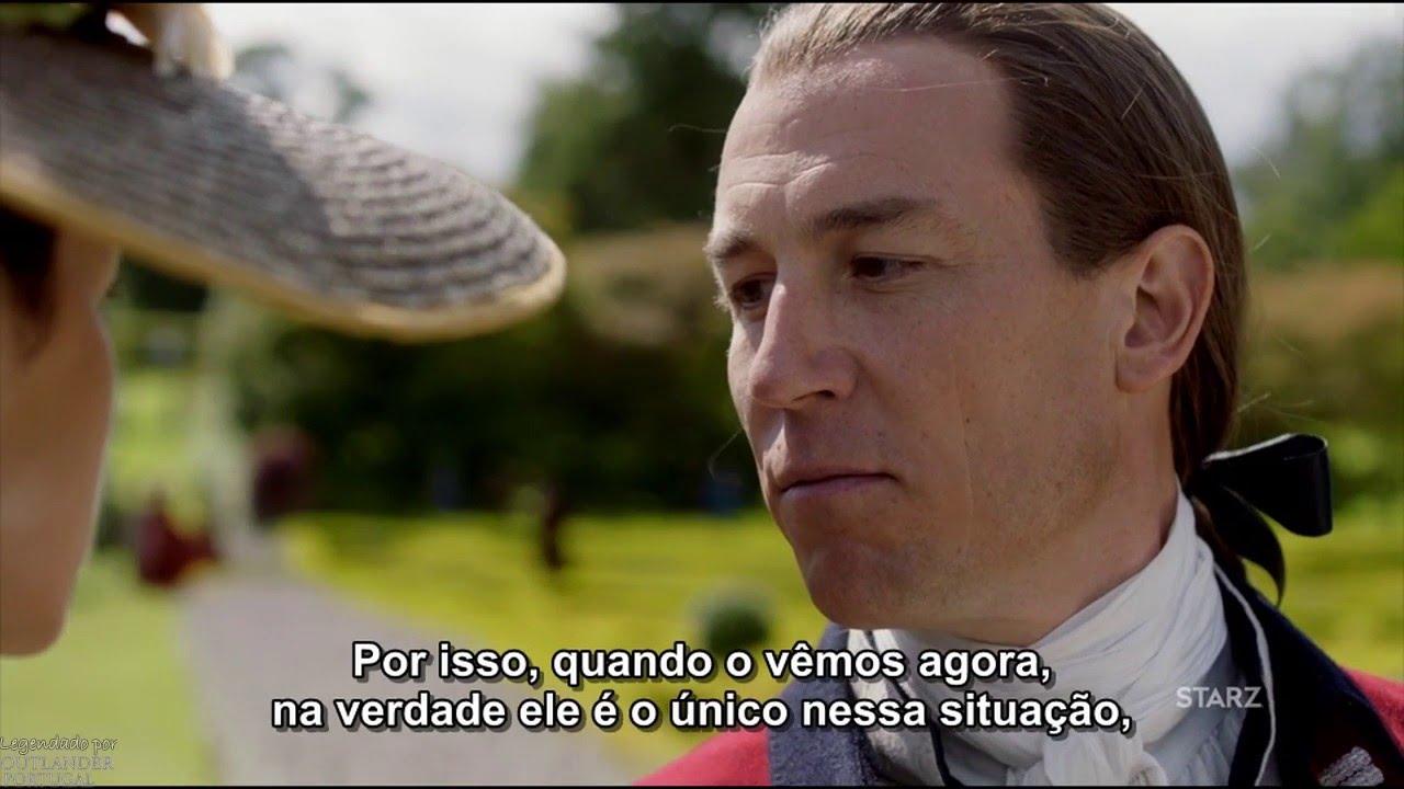 No Mundo de Outlander 2x05 Untimely Resurrection (legendado)