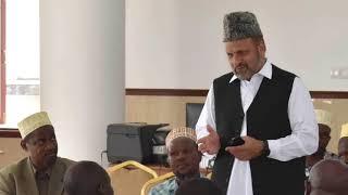 Christians visit Ahmadiyya Mosque in Tanzania