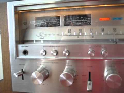 Pioneer SX 1280 Stereo Receiver