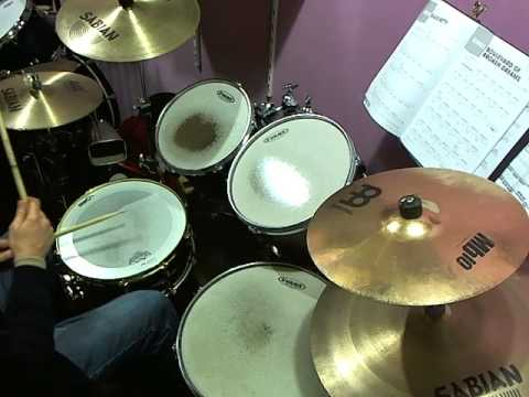 Boulevard of Broken Dreams - Trinity Rock and Pop Drums Inital