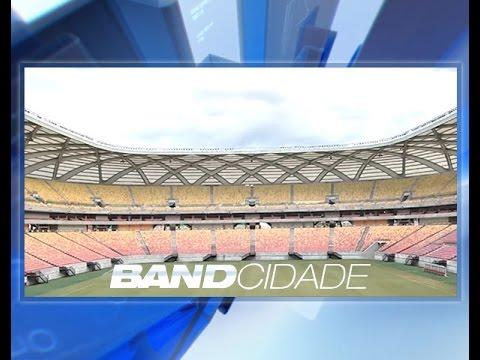 CBF confirma Brasil x Colômbia, no dia 6/9, para a Arena da Amazônia