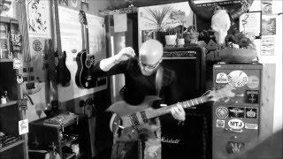 Watain Four Thrones Guitar Cover