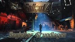 Fallout 4 Guide: Begleiter Grundlagen