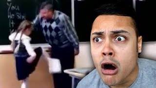 TEACHERS THAT GOT OWNED BY STUDENTS (Reacting To School Videos)