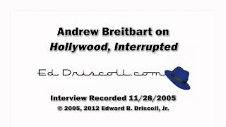 2005 Andrew Breitbart Audio Interview