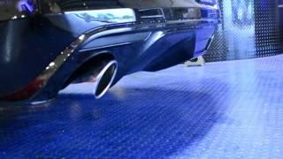 borla atak catback exhaust for 2015 v6 mustang sound