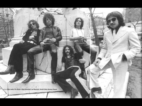 BLUE OYSTER CULT – LIVE 1972 – The Red And The Black – 1 Of 9