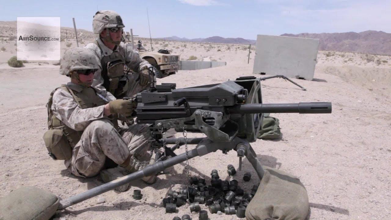 big machine guns