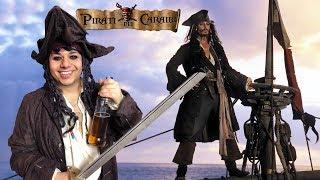 Recensione La Maledizione della Prima Luna fatta da Jack Sparrow in persona!! - Back to Faxaccio