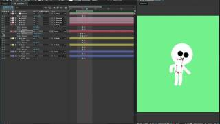 Video HOW TO MAKE A CARTOON   AFTER EFFECTS BOUNCY CHARACTER ANIMATION TUTORIAL BY ROSS PLASKOW download MP3, 3GP, MP4, WEBM, AVI, FLV Januari 2018