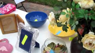 № 525 США Как продают ненужные вещи Гараж сейл Орландо