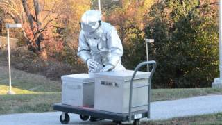 EH&S In Action: A High-risk Lab Decontamination