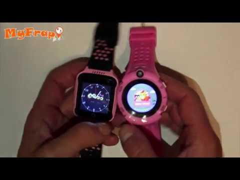 How pair two kids smart watches