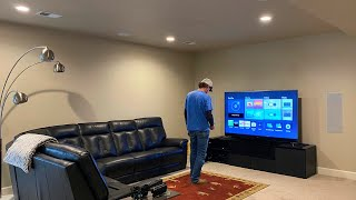 Bowers and Wilkins Basement Ho…
