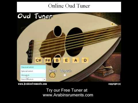 How to tune the oud - Oud Tuner - Oud Tuning