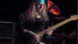 Uli Jon Roth ROCK INTENSE Le National Montreal Canada 2013
