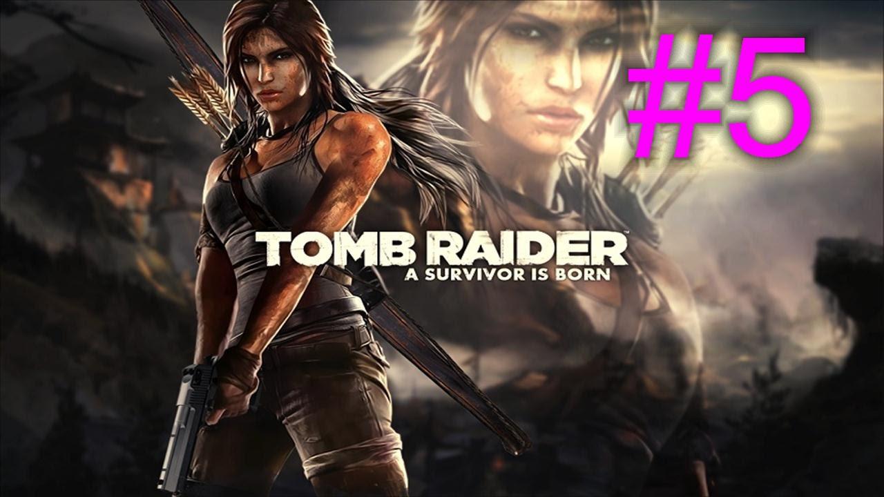 Tomb Raider Digitale Edition Das nackte Überleben #5 - YouTube