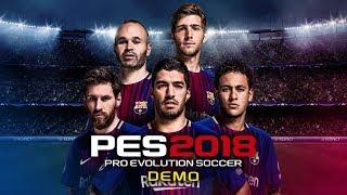 Pro Evolution Soccer 2018 Demo PS4 - Pierwsze wrażenia