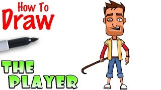 How to Draw the Player | Hello Neighbor